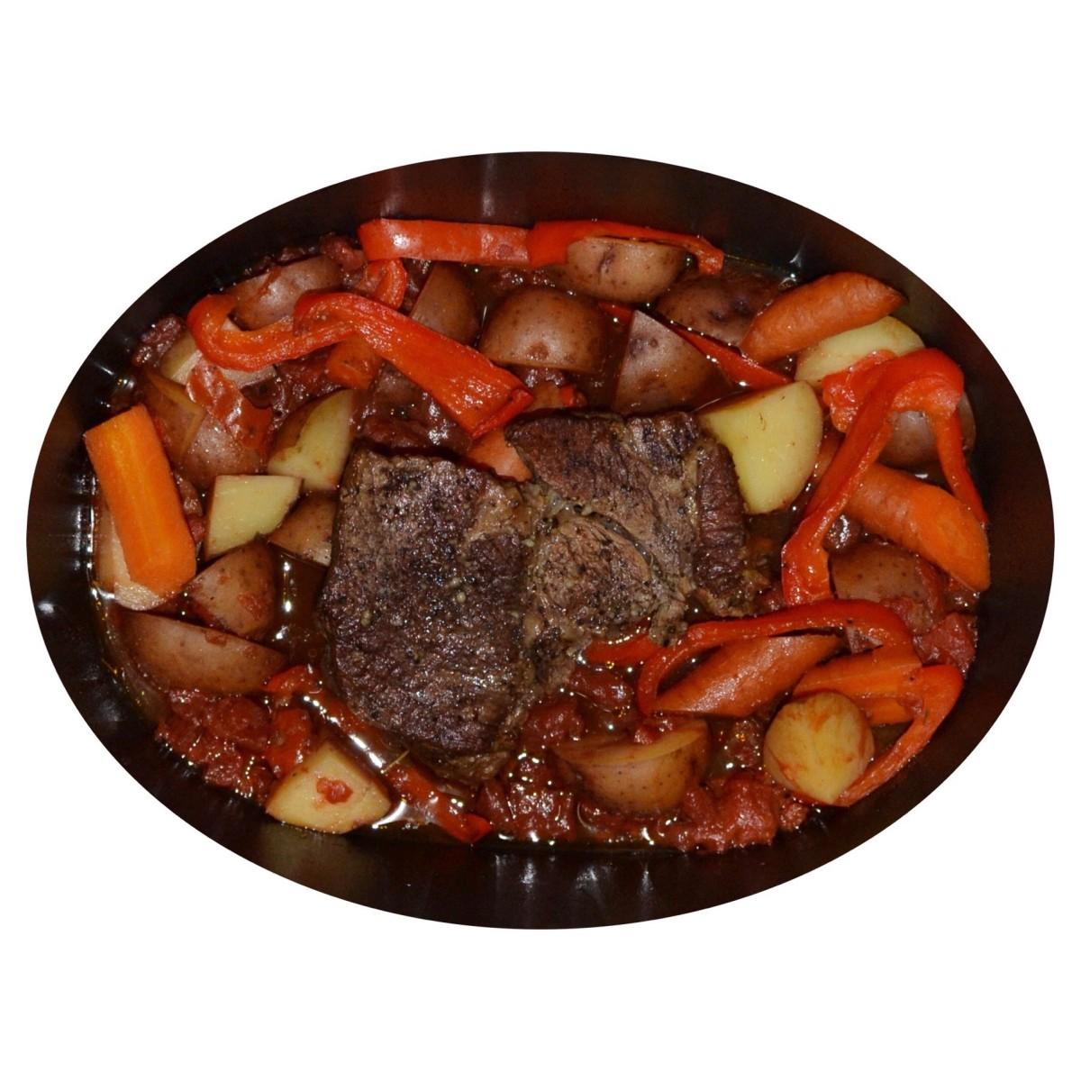 Beef Pot Roast withVegetables
