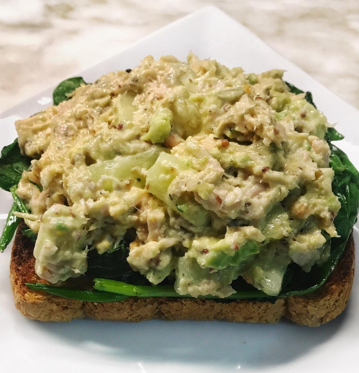 Tuna Fish SaladSandwich