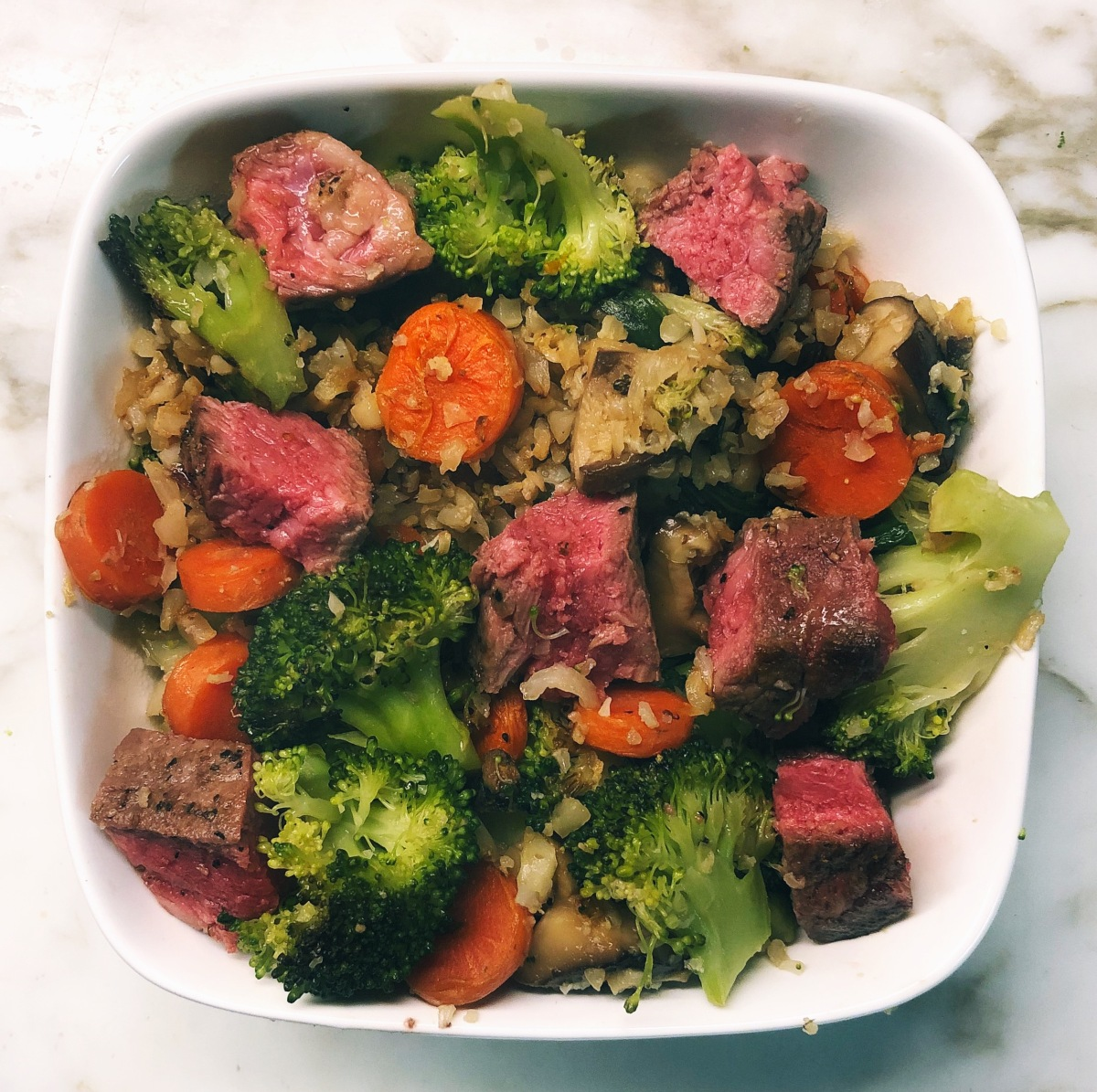 Whole30 Approved Asian SteakStir-Fry